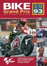 World Championship Bike Grand Prix - Official review 1993 (New DVD) MotoGP