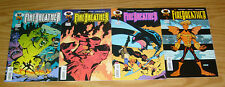 Firebreather #1-4 VF/NM complete series - image comics - phil hester 2 3 set