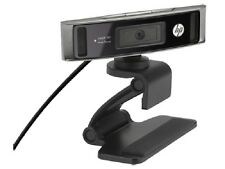 NEW HP HD 4310 Webcam USB Full 1080P 13MP Camera H2W19AA PC Skype Mic Video Chat