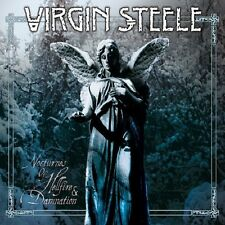 VIRGIN STEELE - NOCTURNES OF HELLFIRE & DAMNATION/DIGI. 2 CD NEU