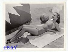 Joan Crawford sexy leggy VINTAGE Photo