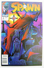 Spawn 2 VHTF NEWSSTAND Variant Copy Todd McFarlane KEY 1st Appearance Violator