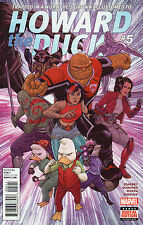 Howard The Duck #5 (NM)`16 Zdarsky/ Quinones
