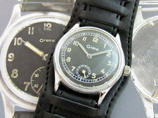 GRANA D2561310H WEHRMACHT GERMAN ARMY WWII VINTAGE 1939-1945 SWISS MENS WATCH
