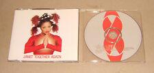Single CD Janet Jackson - Together Again   6.Tracks  1997  Rar 96 MCD J 7