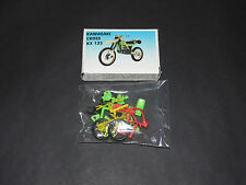Gccg 1/32 kawasaki cross KX125 motorcycle model kit.