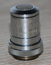 Zeiss Mikroskop Microscope Objektiv Apochromat HI 90x/1,30