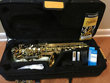 Conn-Selmer Prelude Alto Saxophone with Case AS711