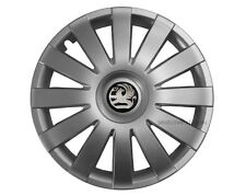 4x16'' Wheel trims for Vauxhall Vivaro Astra Zafira - silver 16''