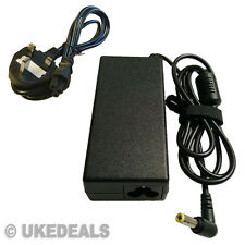 NEW! LOGIQ M76T M760T AC ADAPTER LAPTOP BATTERY CHARGER + LEAD POWER CORD