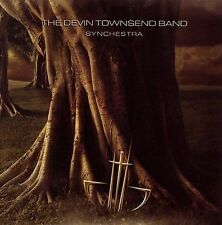Synchestra by Devin Townsend/Devin Townsend Band (CD, Jan-2006, Inside Out...