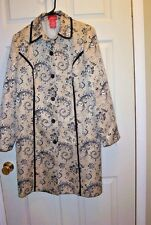 Oscar  de La Renta, Beautiful  Ladies Dress Coat, size 12
