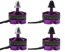 HobbyFans T2204 2300KV Brushless Motor 2CW & 2CCW for QAV250 300 Quadcopter