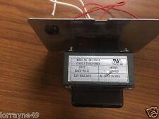 GM-1250-H 120V 60hz 60VA AC 12V 4.2A 50W Magnetic Transformer With J-Box Plate