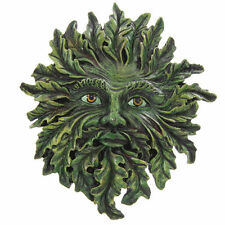 Latex Rubber Mould Mold Molds Of a Green Man Wall Plaque