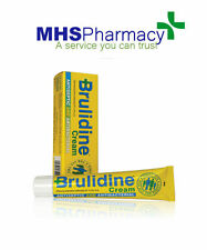 3x Brulidine Antiseptic & Antibacterial Cream-First aid for minor skin infection