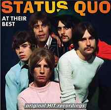 """""""AT THEIR BEST"""" Status Quo"""