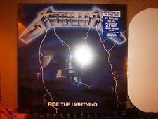 Metallica Ride The Lightning LP Album Vinyl MINT! (778) Factory Sealed!
