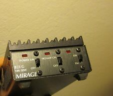 MIRAGE B23G  2 Meter Linear Amplifier 30W