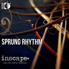NEW Sprung Rhythm [cd & Blu-Ray Audio] CD (CD) Free P&H