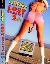 National Lampoon Presents - Lost Reality 2 - More Of The Worst! (DVD, 2005) New