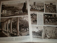Photo article St Cyprian's School Cape Town South Africa 1959