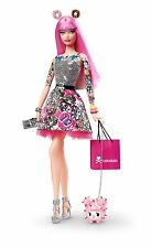 Tokidoki Pink Barbie Doll 10th Anniversary Edition Doll CMV57 Black Label