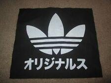 Adidas Japanese Back Patch - Horror - Punk - Hardcore.