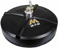 "Mi-T-M 14"" Pressure Washer Rotary Surface Cleaner AW-7020-8009"