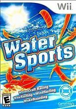 Water Sports  WII