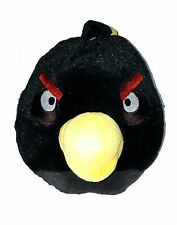 Angry Birds Large Plush Black Pillow Stuffed Animal