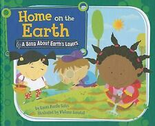 NEW Home on the Earth: A Song About Earth's Layers (Science Songs) ~ Salas, Laur