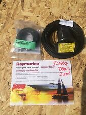 Raymarine Thru Hull Depth Transducer P319 And Hull Spacer Kit