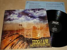 LP hogjaw sons of the western skies Black vinyl/southern rock usa 2012