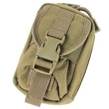 Condor MA45 TAN MOLLE iPod iTouch iPhone Phone GPS Camera Pouch Holster Bag