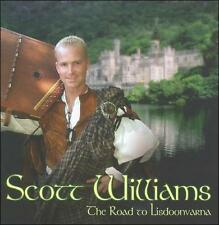 Scott Williams-The Road to Lisdoonvarna  CD NEW