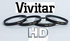 4Pc Hi Definition +1+2+4+10 Vivitar Close Up Macro Lens Set For Sony DSC-RX10