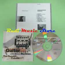 CD THE DURUTTI COLUMN The guitar and other machines uk FACTORY(Xs3) no lp mc dvd