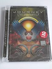 Journey - Live In Manila (2DVD) (2009) Brand New, Sealed, Region All