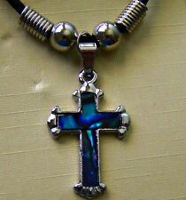 LOVELY ~  CROSS ~  PENDANT  ~  NECKLACE  -- (GREAT_CHRISTMAS_GIFT)