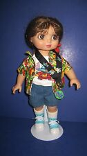 """MARIE OSMOND ☆ Adora Belle Stitch Fanatic PIN TRADER ☆ LE 103/1000 ☆ 14"""" Doll"""
