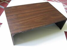 PIONEER SX-424 Stereo Vintage RECEIVER Original WOOD CASE / Cover