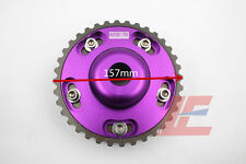 Purple Aluminum engine motorAjustable Cam Gears TOYOTA Engine 4AGE 20V Cam Pully