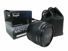 Kenko 2x Teleplus MC7 DGX Teleconverter Conversion Lens for Sony/Minolta/Maxxum