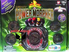 Mighty Morphin POWER RANGERS 20th ANNIVIVERSARY Legacy POWER MORPHER zyuranger