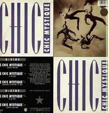 CHIC - Chic Mystique (Masters At Work, Roger S. Rmxs) - 1992 Warner Eur - W0083T