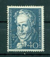 Allemagne -Germany 1959 - Michel n. 309 - Alexander von Humboldt