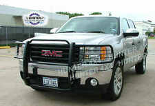 2007-2013 Chevy Chevrolet Silverado 1500  bumper brush Grill Guard in black