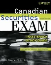 Canadian Securities Exam: Fast-Track Study Guide