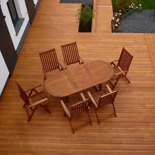 195 x 20mm Smooth/Danish Heveatech Decking/Hardwood Boards/ Timber Deck